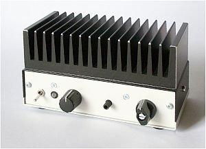 MOS-PA50W mit Gehäuse