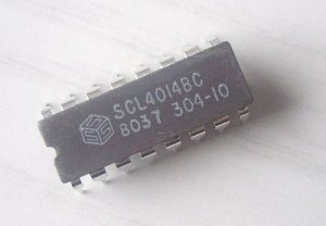 SCL4014BC, SCL4014, MOS4014