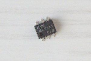 MOS-Relais AQV 234 A
