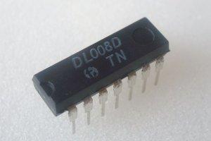 DL008; 74LS08