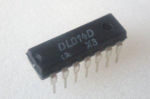 DL014; 74LS14