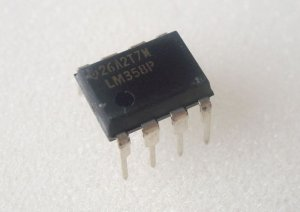 LM358, LM358P