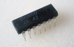 DL000; 74LS00