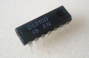 DL010; 74LS10