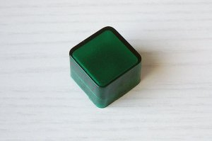 Knopf für LDT01, Grün