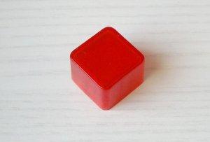 Knopf für LDT01, Rot