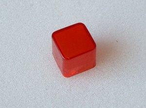 Knopf für LDT01, Rot-Mini