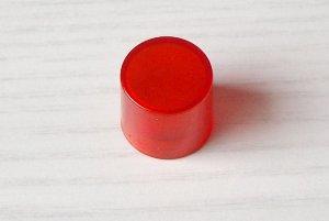 Knopf für LDT01- Rund, Rot