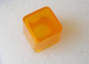 Knopf für LDT01, Orange-Mini